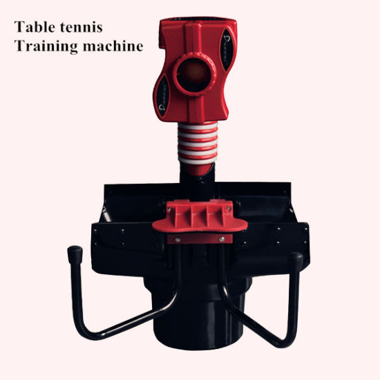Remote Control Smart Table Tennis Robot Ping Pong For Training S899