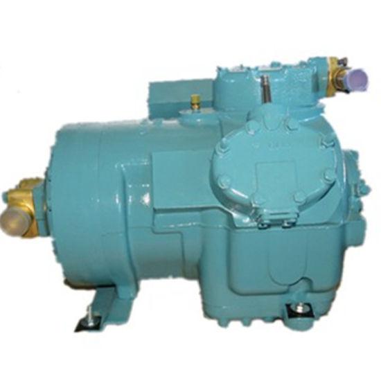 5HP Carrier Semi Hermetic Piston Air Conditioner Compressor Carrier  Compressor Spare Parts 06dm313
