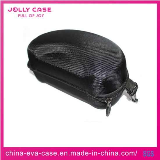Black Oxford EVA Glasses Case