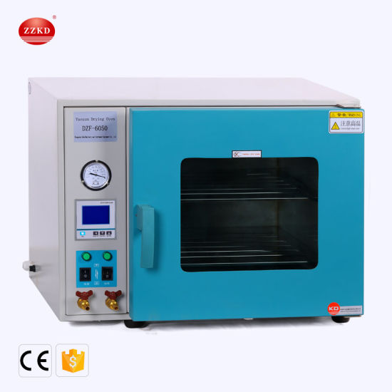 Laboratory Digital Vacuum Oven and Hot Air Drying Oven Equipment with Pid pictures & photos