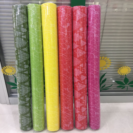 100% PP Nonwoven Polypropylene Fabric in Roll