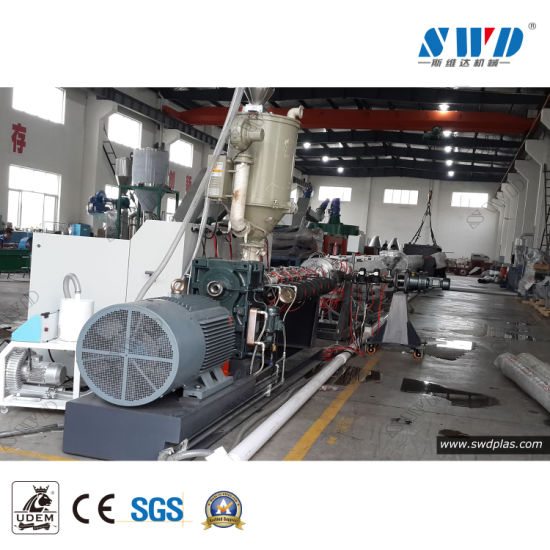 PE Water Tube Production Line