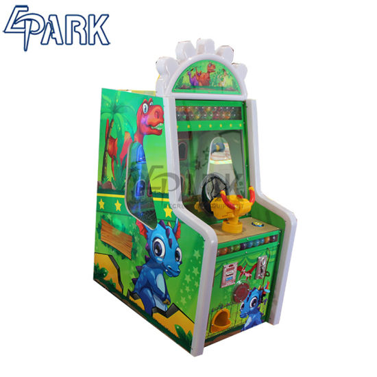 Coin Pull Dinosaur Island Arcade Game Machines pictures & photos