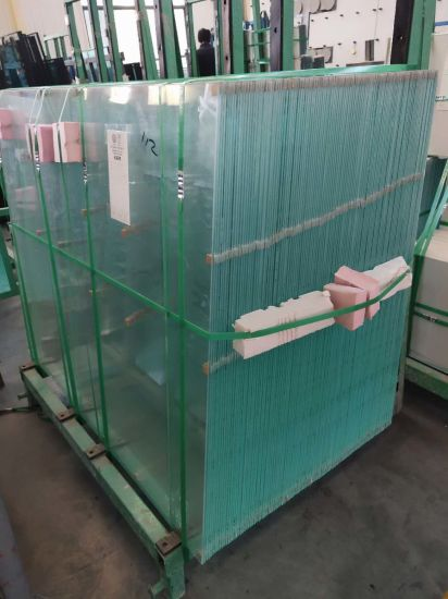8mm/10mm/12mm Tempered Glass /Toughened Glass with Holes or Cut Outs