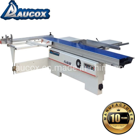 Mj6128 Woodworking Machine Tool/ Precision Sliding Table Panel Saw/Working Length 2800mm