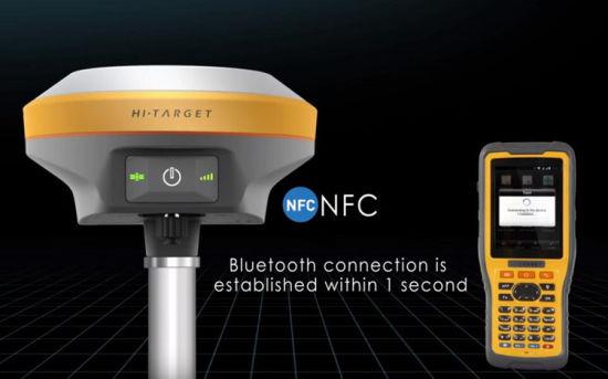 [Hot Item] High Quality Hi-Target V90 GPS Rtk Gnss Dual Frequency