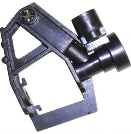 Custom Auto Cradle Plate Plastic Component Injection Mold