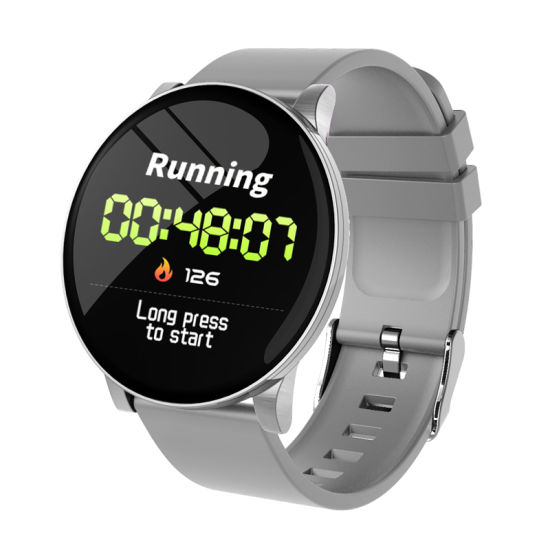 Cheap B27 Smart Watch Band with Body Temperature Heart Rate Blood Pressure and Sleep Monitoring Smartwatch