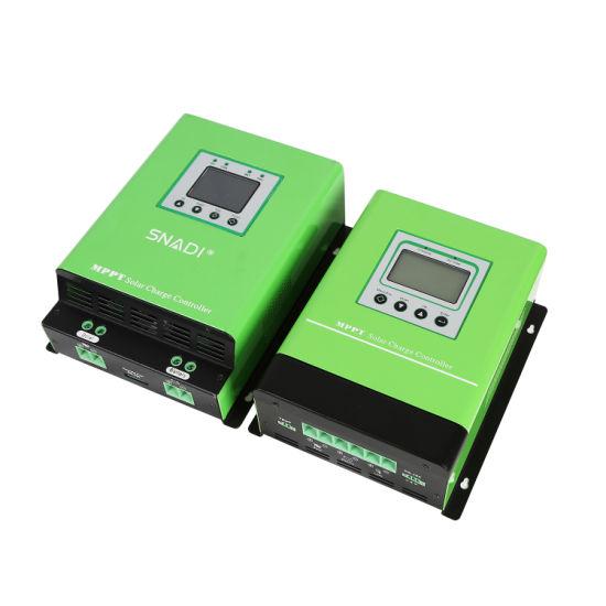 Snadi 50/60A 24V/48V MPPT Solar Intelligent Charger Controller