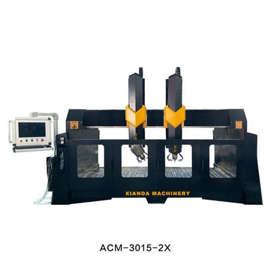 Acm-3015 4 Axis Column Carving Machine