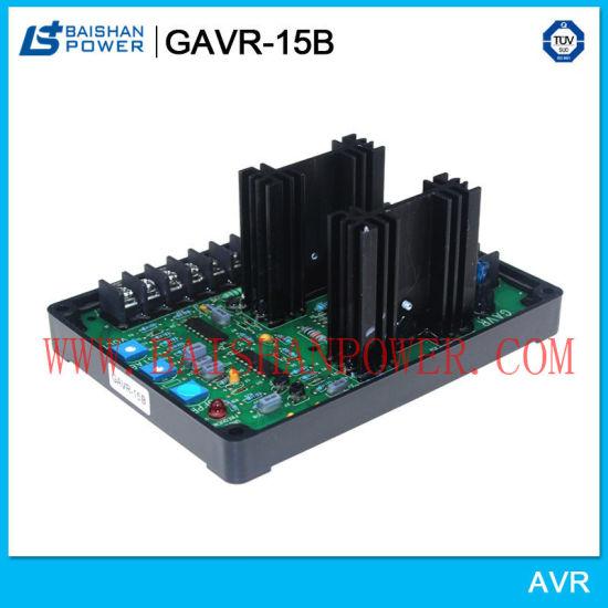 Diesel Generator Parts Gavr 15A Onan Generator AVR 15A