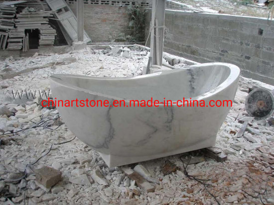 Marble Bathtub for Villa Design pictures & photos