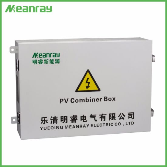 1000VDC PV String Combiner Box PV12/1 with Anti Reverse Function