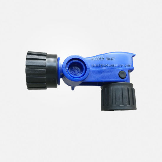 China Lawn Feeder And Window Cleaning Spray Nozzle Hose End