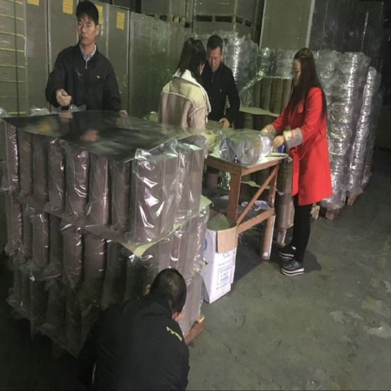 Gold and Silver Food Packaging Aluminium Foil Paper for Sale Turkey
