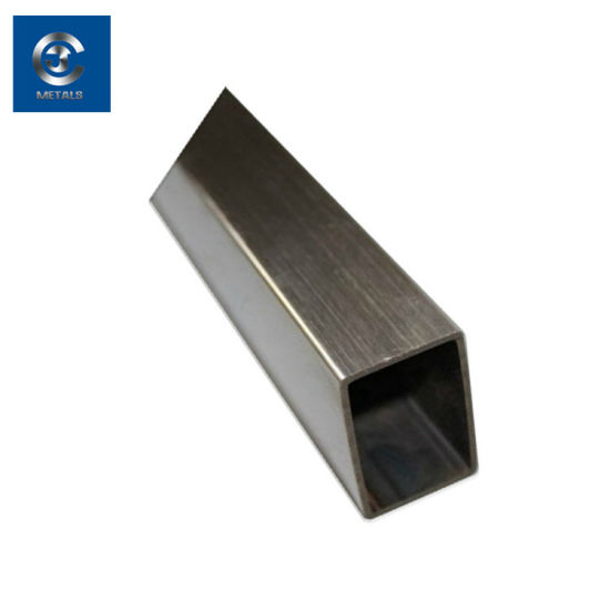 Forging Cold Drawn Polishing Bright Mild Alloy Steel Square Tube 904L Stainless Steel Square Pipe pictures & photos