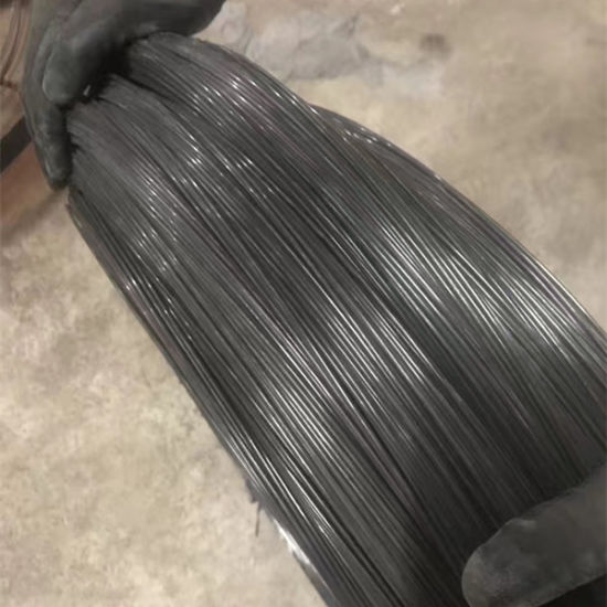 3.2mm X 25kg Q195 Material Black Annealed Iron Wire pictures & photos