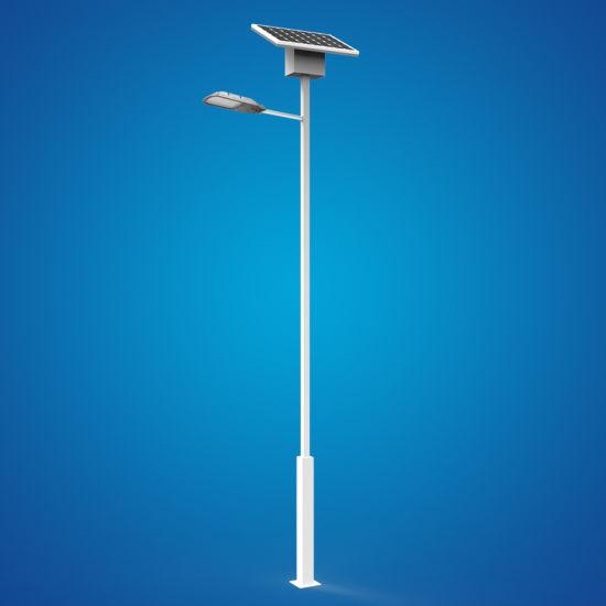 30W Outdoor Garden Solar Power Energy LED Street Lamp