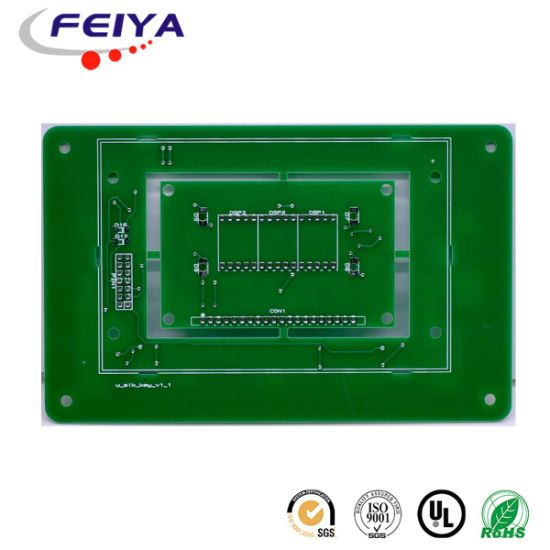 Electrical Equipment & Supplies 6 Layer Pcb Board Manufacture Fabricate 6l Prototype Etching Customized Service Other Circuit Boards & Prototyping