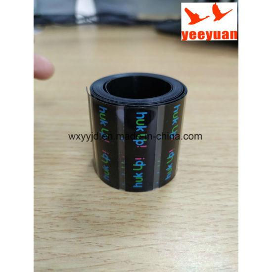 Printed Acetate Plain Film for Shoelace