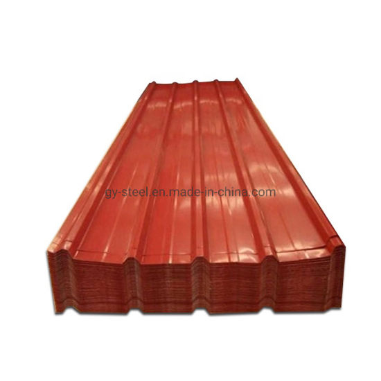 Prime PPGI Roofing Sheet for Making Factory Warehouse