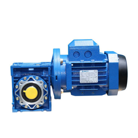 Chinese Factory Electric Motor RV Reduction Gearbox