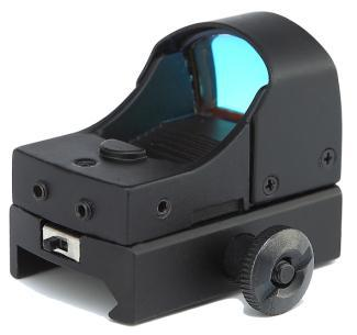 Tactical Reticle Red DOT Sight for 22 mm Rails (BM-RSK6016)