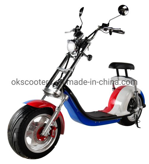 Factory Good Price Citycoco Woqu Made in China Electric Scooter