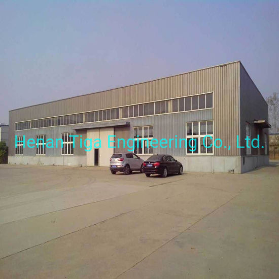 Prefab Light Low Cost Earthquake Proof Steel Structure Office