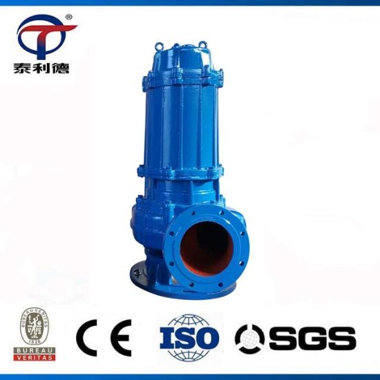 15kw 8 Inch Submersible Dredge Sump Pump Price