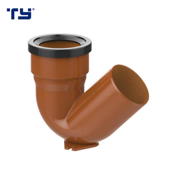China Gully Trap Base Upvc Pvc Plastic Drainage Fittings Din Astm Floor Drain For Drainage China Pvc Fittings Plastic Pipe Fitting