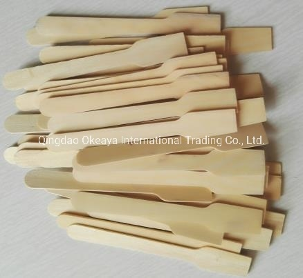 Disposable Wooden Cutlery 100% Nature Wood Spoon Fork