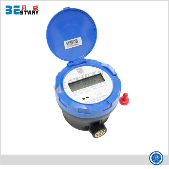 Digital Smart Mbus Nb-Iot Ultrasonic Water Meter Class B Water Flow Meter pictures & photos