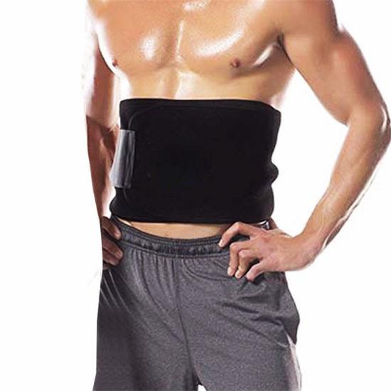 Durable Elastic Back Scoliosis Waist Brace Belt for Men