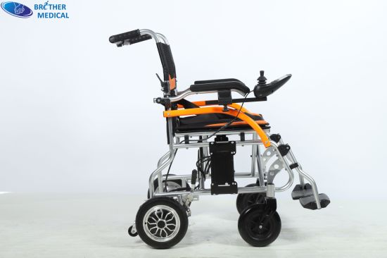 Cheap Motorized Foldable Power Electric Wheelchair Price