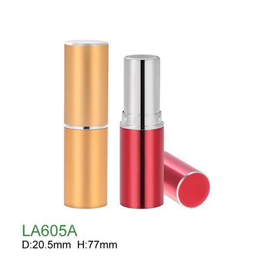 Wholesale Costomized Cosmetic Packaging Plastic Empty Lipstick Tube
