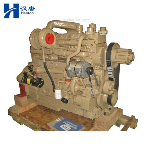 Cummins Diesel Engine KT19-C450 for Fracturing Truck