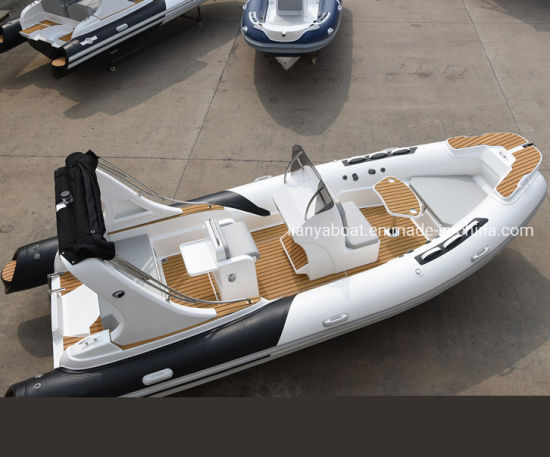 Liya 20FT Tourist Boat Hypalon Rib Boat CE Approved