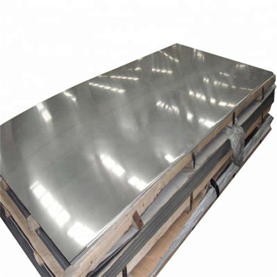 Chinese Cold Rolled Monel 400 Stainless Steel Plate with PVC Protection