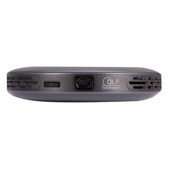 2000 Lumens DLP Digital Office Outdoor Portable Mini Pico Projector