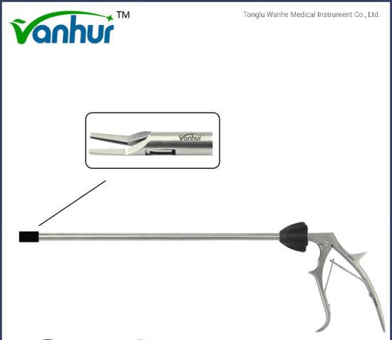Laparoscope Instruments Titanium Clip Applicator