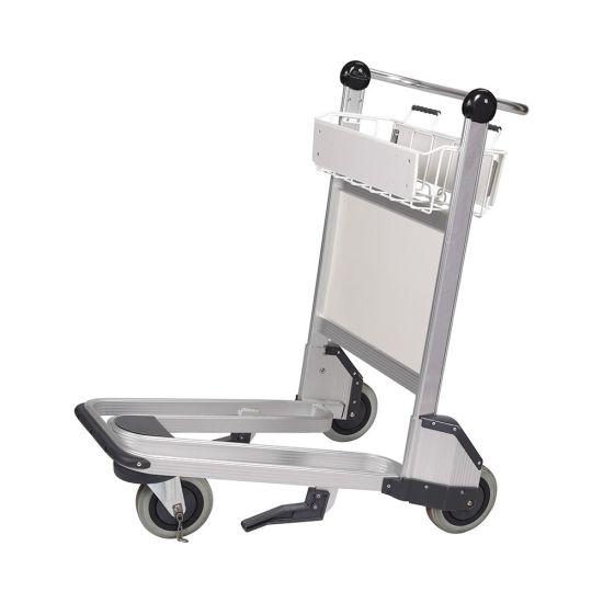 Top Selling Design Aluminium Material Airport Luggage Trolley