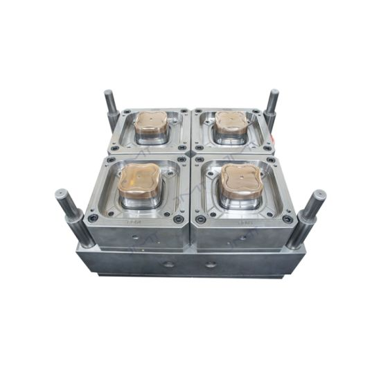 Plastic Injection Mould Food Container Mould