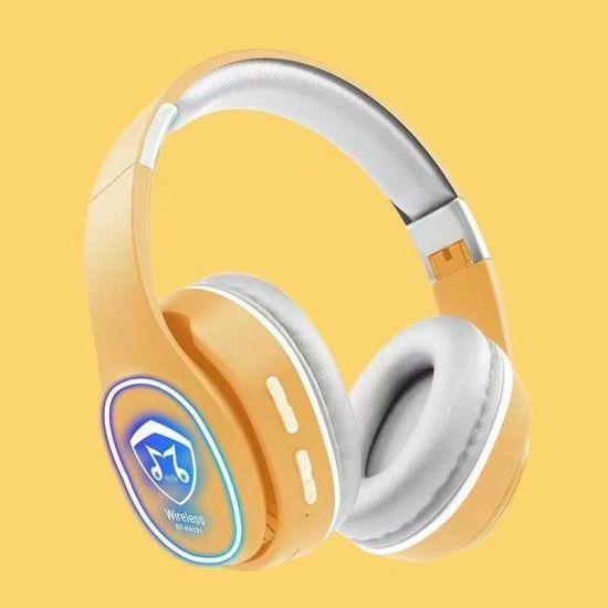 Glowing Wireless Gaming Headset