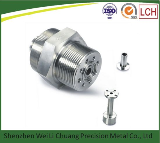 Machining Lathe Parts CNC Engine Spare Parts for Auto Cars
