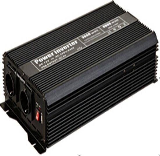 5000W DC12V/24V AC220V/110 Modified Sine Wave Power Inverter pictures & photos