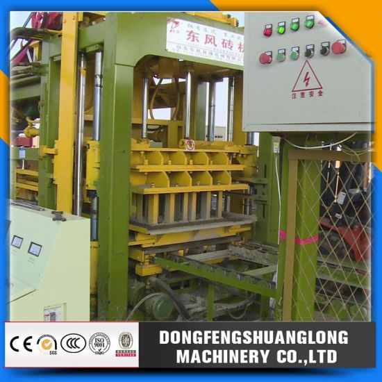 8-15 Curb Stone Machine/Curb Stone Block Machine/Curb Stone Making Machine/Kerbstone Making Machine pictures & photos