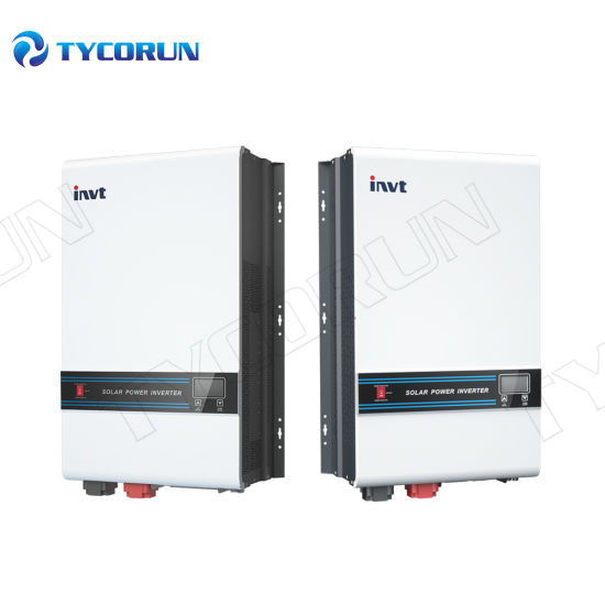 Tycorun Smart 8kw/10kw/12kw Single Phase off Grid Best Inverter for Home Solar Panel MPPT Charging Technology
