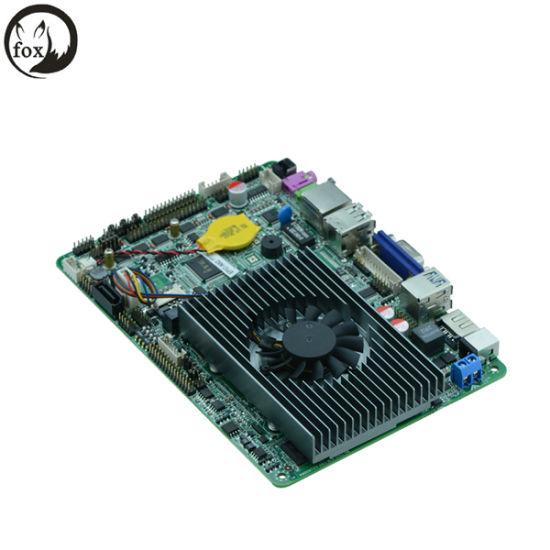China 4′′ Industrial Motherboard with Haswell-U, 2980u/1 60g, 1*VGA
