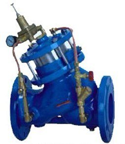 Ductile Iron Pressure Reduce Valve (PRV) for Water (200X) pictures & photos